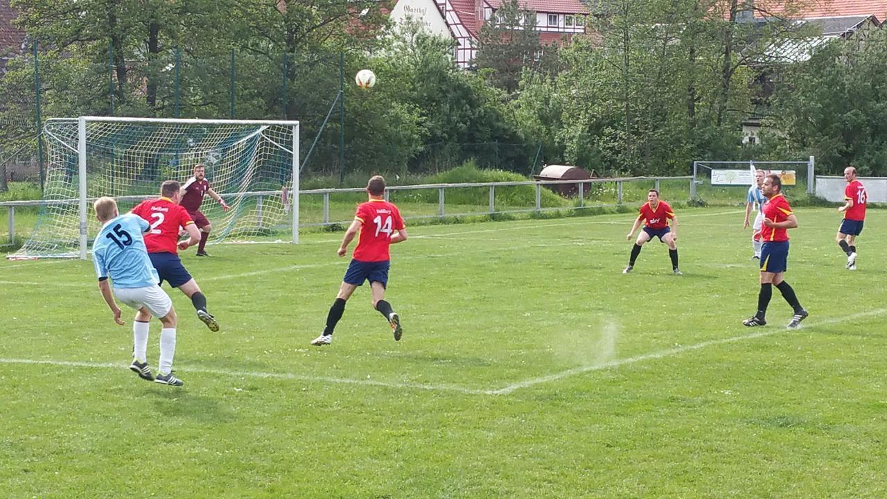 Spiel Heldburg-Sachsenbrunn II